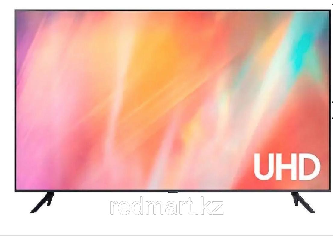 Телевизор Samsung UE50AU7100UXCE 127 см черный