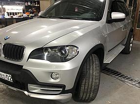 Автомобиль BMW X5 в кузове Е-70 3