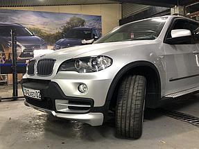 Автомобиль BMW X5 в кузове Е-70 4