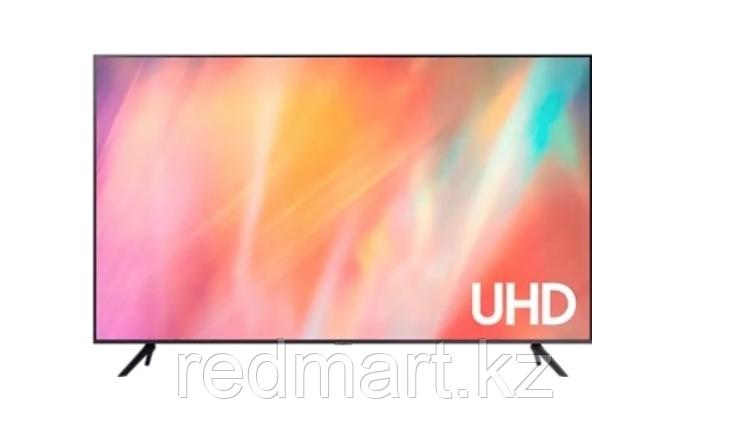 Телевизор Samsung UE65AU7100UXCE 165 см серый