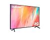 Телевизор Samsung UE65AU7100UXCE 165 см серый, фото 2