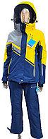 Женский горнолыжный костюм Columbia темно синий