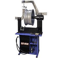 Стенд для правки колесных дисков Siver RR 14S