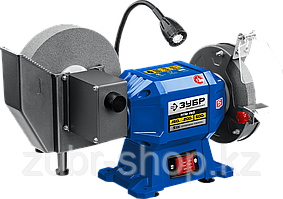 ЗУБР d150 / d200 мм, 500 Вт, заточной станок для мокрого и сухого шлифования ПТМ-150