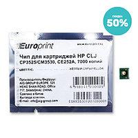 Чип Europrint HP CE252A