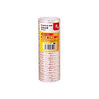 Блистер клейких лент (Скотч) Comix JF1830-8, 18 мм.*27.4 м. (8 лент)
