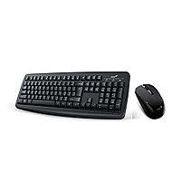 Комплект Клавиатура + Мышь Genius Smart KM-200