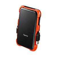 """Внешний жёсткий диск Apacer 1TB 2.5"""" AC630 Оранжевый"""