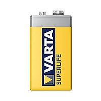 Батарейка VARTA Superlife E-Block 9V - 6F22P 1 шт. в пленке