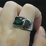 """Перстень-печатка """"Смарагд"""", фото 6"""