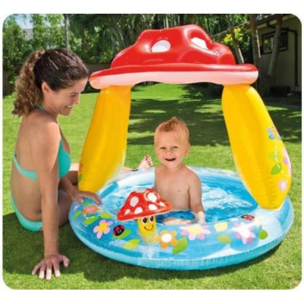 Надувной детский бассейн Интекс 57114