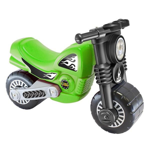 """Мотоцикл """"Моторбайк"""", зелёный"""
