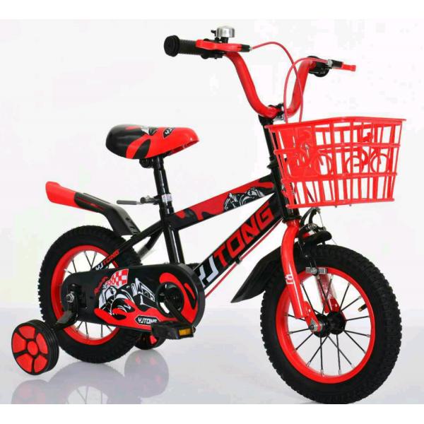 Велосипед двухколесный детский для детей 4-6 лет.(рост 100-125 см)
