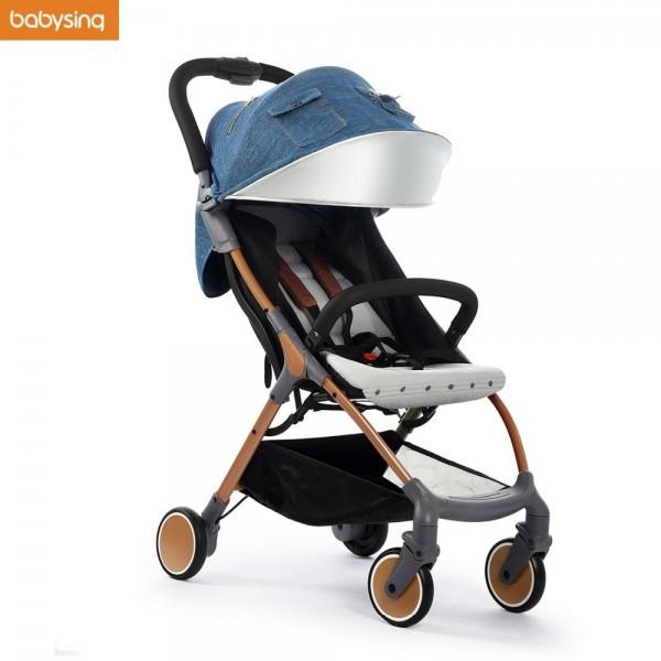 Прогулочная коляска Babysinq SGO Blue