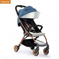 Прогулочная коляска Babysinq SGO Blue, фото 1