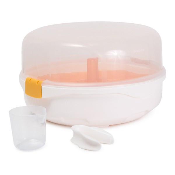 Стерилизатор Maman детских бутылочек для СВЧ печи LS-B701