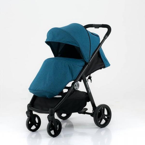 BabyZz Прогулочная детская всесезонная коляска Rally зеленый