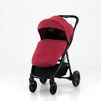 BabyZz Прогулочная детская всесезонная коляска Rally красный