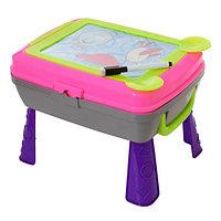Детский столик для рисования трансформер, фото 1