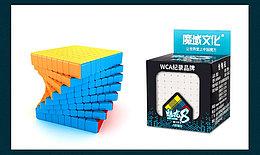 Оригинальный Кубик Moyu MeiLong 8 на 8. 8*8*8. Kaspi RED. Рассрочка.