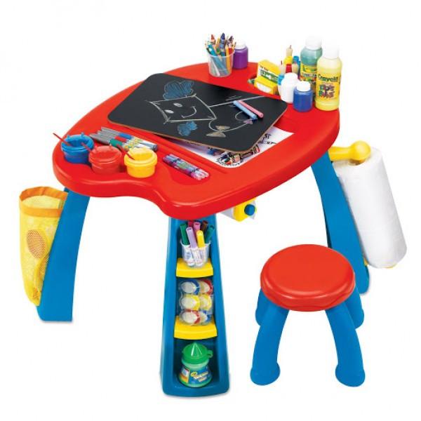 Детский игровой многофункциональный стол Grown Up 5039
