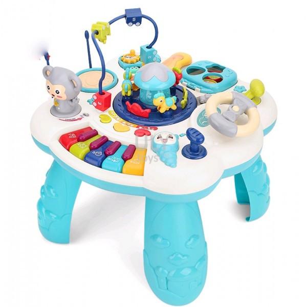 Развивающий музыкальный игровой столик