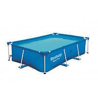 Каркасный бассейн Bestway 56403Каркасный бассейн Steel Pro 259 х 170 х 61 см, BESTWAY, 56403