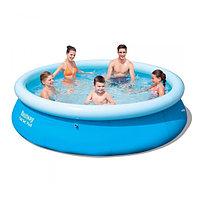 Надувной бассейн Bestway 57266/57009 Fast Set