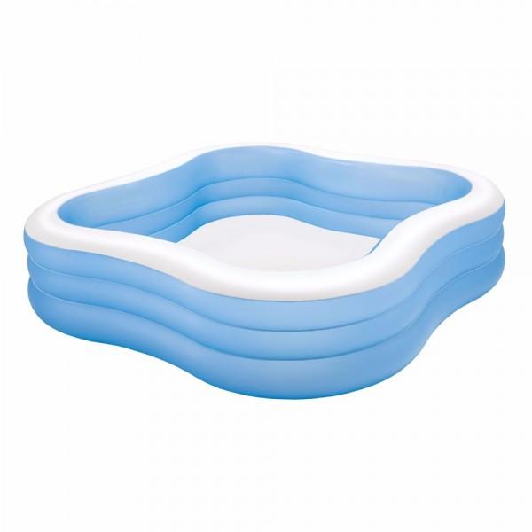 Надувной бассейн «Квадрат» INTEX 57495