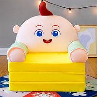 Детское кресло раскладушка Малыш