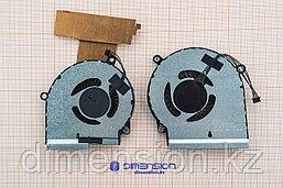 Кулер, венилятор для HP TPN-Q211 15-DC на GPU и CPU