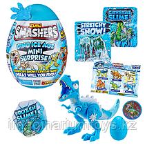 Динозавр в яйце со слаймами Zuru Smashers Ледниковый период