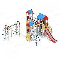 Детский игровой комплекс для детей от 6 до 12 лет