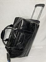 """Дорожная сумка на колесах, итальянского бренда""""TONY BELLUCCI"""". Высота 30 см, ширина 50 см, глубина 27 см., фото 1"""
