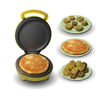 Аппарат для выпечки Chuer с антипригарной формой для кексов и набором аксессуаров