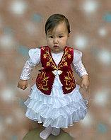 Национальный костюм для годовалой девочки