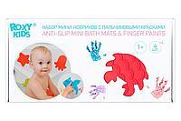 Roxy: Набор мини-коврики ROXY-KIDS для ванны+пальчиковые краски