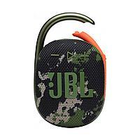 Портативная акустика JBL Clip 4 (камуфляж)