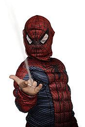 Костюм Человек паук 3, M (110-120)