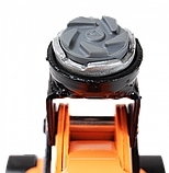 Домкрат гидравлический подкатной ДМК-2,5ФК (2,5 т, 140-390 мм, с фиксатором, в кейсе) Вихрь, фото 4