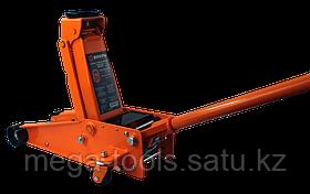 Домкрат гидравлический подкатной ДМК-3Б (3 т, 115-470 мм, быстрый подъём) Вихрь