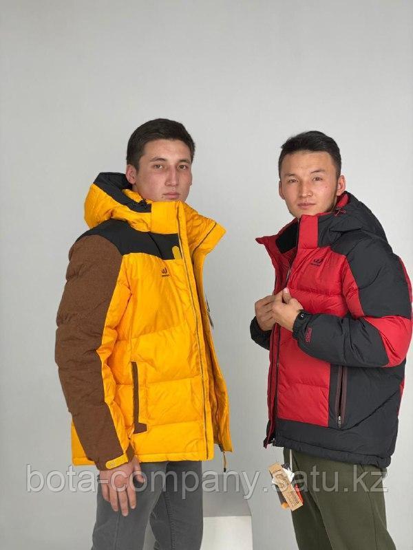 Куртка мужская спортивная теплая