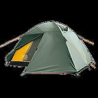 Палатка Malm 2+ BTrace зеленый/бежевый T0478ЗБ