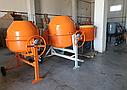 Растворосмеситель (бетоносмеситель) принудительного действия EUROMIX 600.300/300М, фото 4
