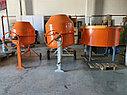 Растворосмеситель (бетоносмеситель) принудительного действия EUROMIX 600.300/300М, фото 2