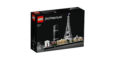 21044 Lego Architecture Париж, Лего Архитектура