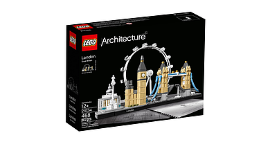 21034 Lego Architecture Лондон, Лего Архитектура