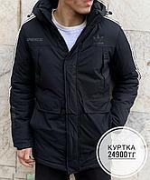 Куртка Adidas черные 59419, фото 1