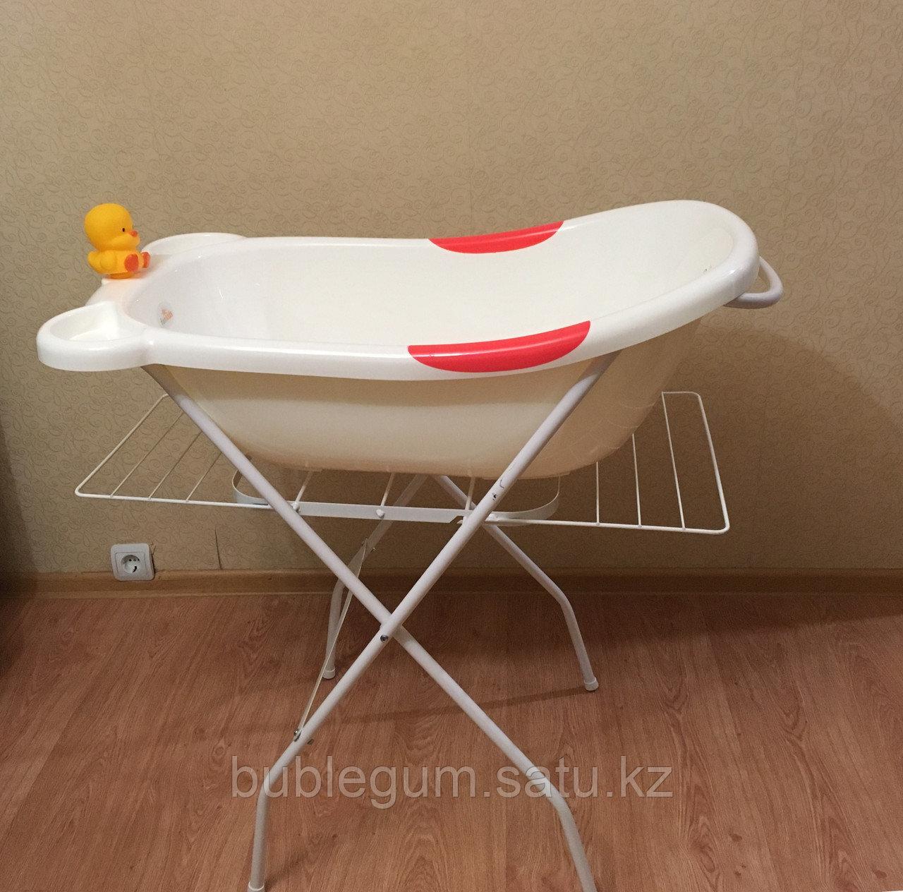 КАРАПУЗ Подставка под ванночку универсальная с сушилкой