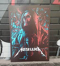 Постер Metallica